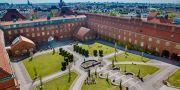 Kungliga tekniska högskolan. Pressbild. Jann Lipka