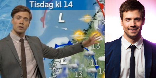 Nils Holmqvist. Skärmdump och TT.