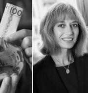 Eva Reimers och Johanna Kull TT & pressbilder