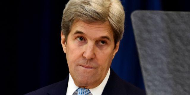 John Kerry.  JAMES LAWLER DUGGAN / TT NYHETSBYRÅN