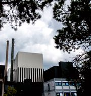 Kärnkraftverken O1:an och O2:an utanför Oskarshamn. Adam Ihse/TT / TT NYHETSBYRÅN