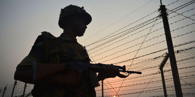 TAUSEEF MUSTAFA / AFP