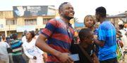 Kongolesiska studenten Claude Mabowa är en av de 1000 kongoleser som blivit friska från ebola.  Al-hadji Kudra Maliro / TT NYHETSBYRÅN
