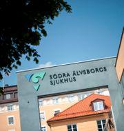 Södra Älvsborgs sjukhus. BJÖRN LARSSON ROSVALL / TT / TT NYHETSBYRÅN