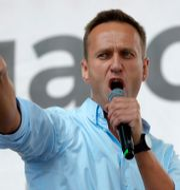 Aleksei Navalnyj. Pavel Golovkin / TT NYHETSBYRÅN