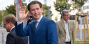 Tidigare förbundskansler Sebastian Kurz. TOBIAS SCHWARZ / AFP