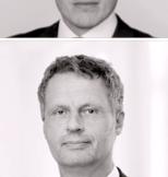 Niklas Wetterling, Niklas Wetterling och Bertil Nilsson tillsammans med Kungsledens vd Biljana Pehrsson.