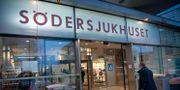 Södersjukhuset i Stockholm var ett av de sjukhus som inspekterades under onsdagen. Arkivbild. Jessica Gow/TT