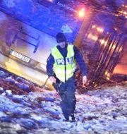 Bild från Kristianstad.  Johan Nilsson/TT / TT NYHETSBYRÅN