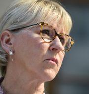 Margot Wallström. Naina Helén Jåma/TT / TT NYHETSBYRÅN