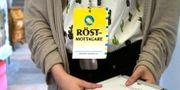 Förtidsröstning i EU-valet. Arkivbild. Fredrik Sandberg/TT / TT NYHETSBYRÅN