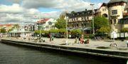 Kajen i Vaxholm. Arkivbild. HASSE HOLMBERG