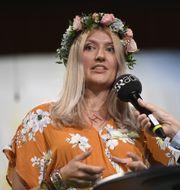 Beatrice Fihn. Henrik Montgomery/TT / TT NYHETSBYRÅN