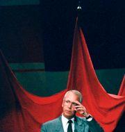 Malm under LO-kongressen 1991 Tomas Oneborg / TT / / TT NYHETSBYRÅN