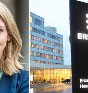 Bratt. Ericssons kontor i Kista. TT