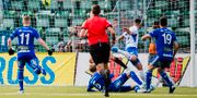 IFK Norrköpings Sead Haksabanovic gör 3-3. PÄR OLERT / BILDBYRÅN