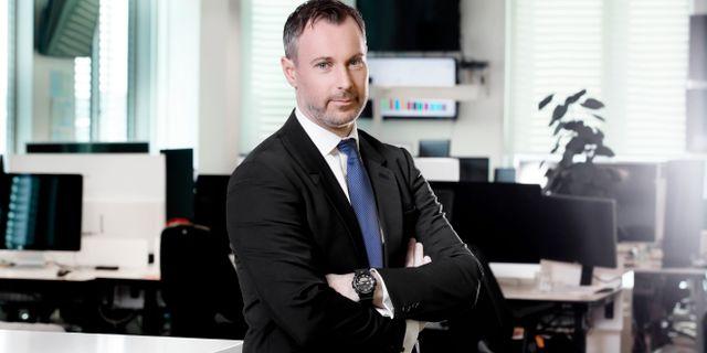 Richard Falkenhäll.  Magnus Sandberg / AFTONBLADET / / AFTONBLADET