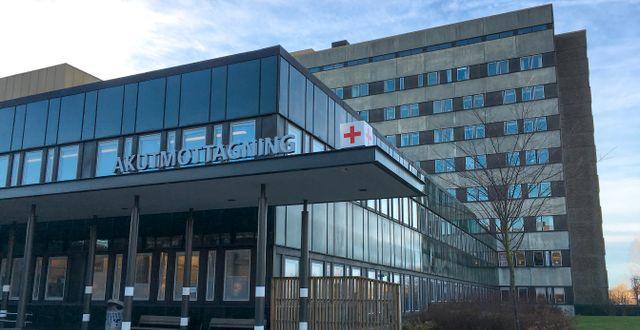 Sahlgrenska sjukhuset.  Jonas Dagson/TT / TT NYHETSBYRÅN