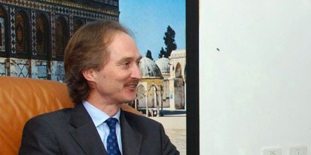 De mistura val i syrien inom 18 manader