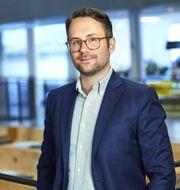 Erik Wottrich, global hållbarhetschef på Tele2.  Tele2