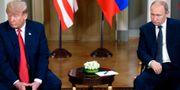 Donald Trump/Vladimir Putin. Heikki Saukkomaa / TT NYHETSBYRÅN/ NTB Scanpix