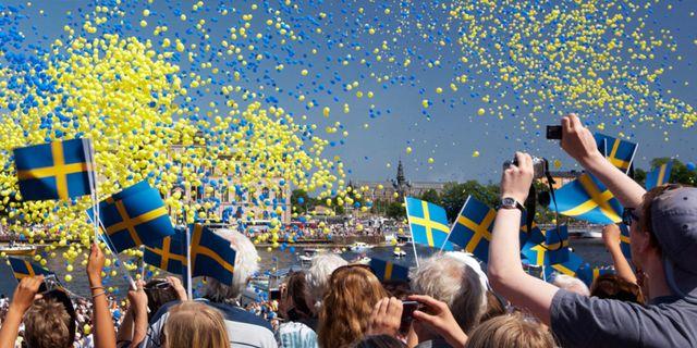 I år är Sverige i topp på listan över länderna med bäst rykte. Ola Ericon/Visit Sweden