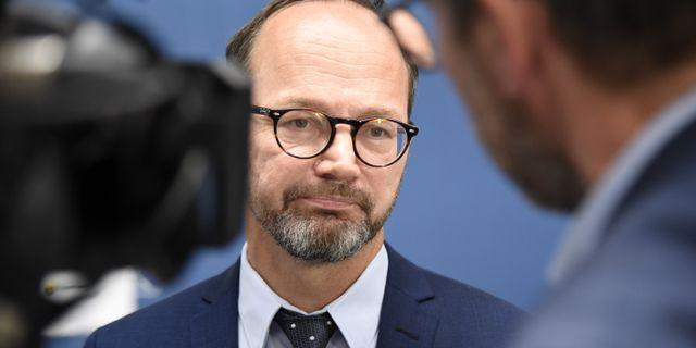 Thomas Eneroth. Thommy Tengborg/TT / TT NYHETSBYRÅN