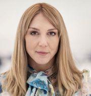 Frida Bratt, sparekonom på Nordnet, och Avanzas sparekonom Nicklas Andersson. Pressfoton