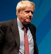 Boris Johnson  PETER NICHOLLS / TT NYHETSBYRÅN
