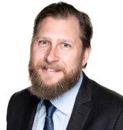 Marcus Widén är makroekonom på SEB. Pressbild, TT