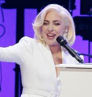 Illustrationsbild: Lady Gaga.  LM Otero / TT NYHETSBYRÅN