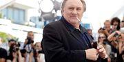 Gerard Depardieu. Thibault Camus / TT / NTB Scanpix