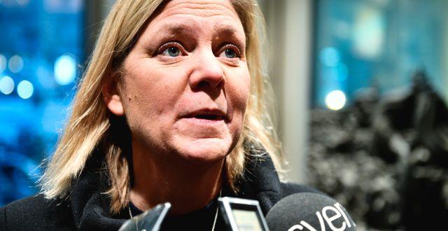 Karin Wesslen/TT / TT NYHETSBYRÅN