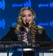 Madonna Evan Agostini / TT NYHETSBYRÅN