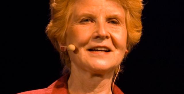 Irm Hermann.  Angelika Maria Boes/Wikimedia