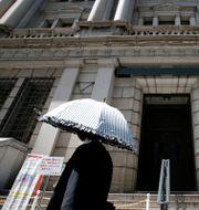 Bank of Japan i Tokyo. Arkivbild.  Shuji Kajiyama / TT NYHETSBYRÅN