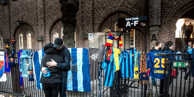 Dif supporter riskerar fangelse