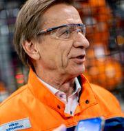 Håkan Samuelsson. ADAM IHSE / TT / TT NYHETSBYRÅN