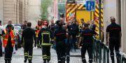 Insatsen i och med attentatet förra veckan. Arkivbild. EMMANUEL FOUDROT / TT NYHETSBYRÅN