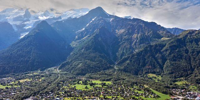 Haute-Savoie. Tiia Monto/Wikimedia Commons