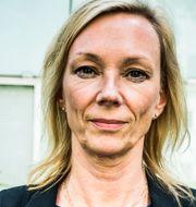 Karolina Ekholm. Arkivbild. Magnus Hjalmarson Neideman/SvD/TT / TT NYHETSBYRÅN