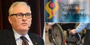 SKL-ordföranden Anders Knape. TT