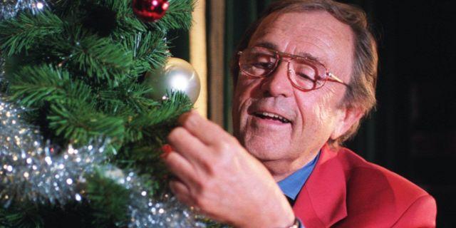 Arne Weise har missat ett antal jular med familjen. Ola Torkelsson