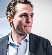 Alexander Ernstberger. Arkivbild. Magnus Hjalmarson Neideman/SvD/TT / TT NYHETSBYRÅN