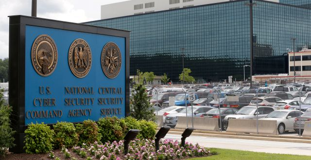 NSA/Arkivbild. Patrick Semansky / TT NYHETSBYRÅN