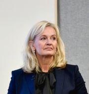 Carina Åkerström. Janerik Henriksson/TT / TT NYHETSBYRÅN