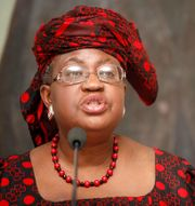 Ngozi Okonjo-Iweala. HEKTOR PUSTINA / TT NYHETSBYRÅN