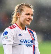 Ada Hegerberg.  MICHAEL ERICHSEN / BILDBYRÅN