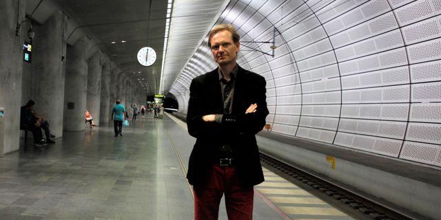 Anders Olshov vill slå ihop sydsvenska kommuner. Foto: Hawar Amini