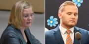 Julia Kronlid/Henrik Vinge. TT